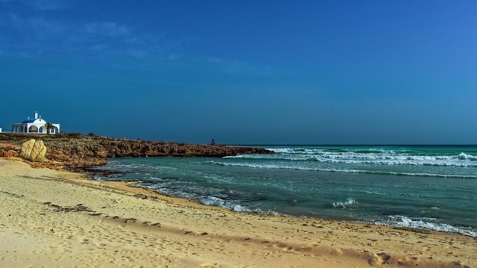 Agia_thekla_beach