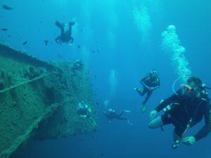 Zinovia ship wreck